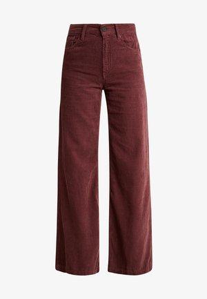 JANE - Pantalon classique - rust