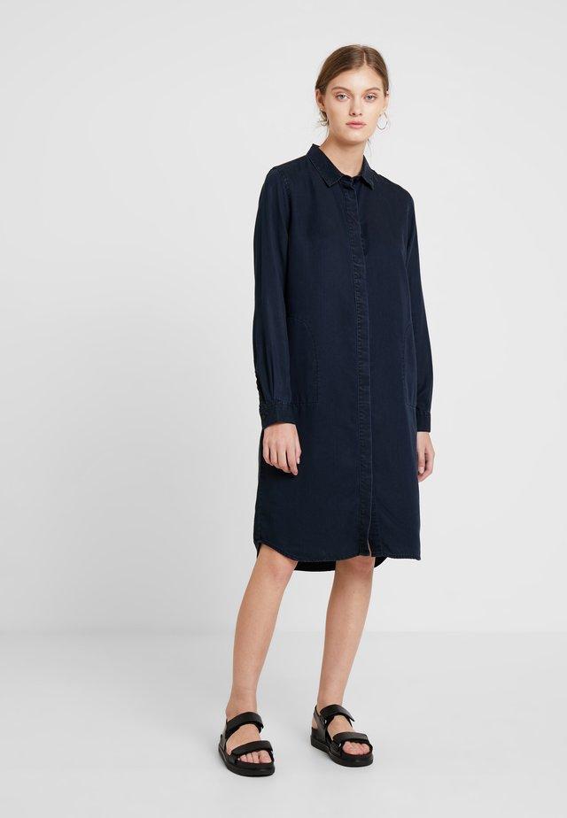 PRISCILLA - Sukienka letnia - blue/black