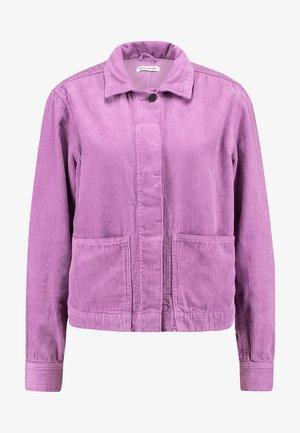 FARZIN - Lehká bunda - lilac
