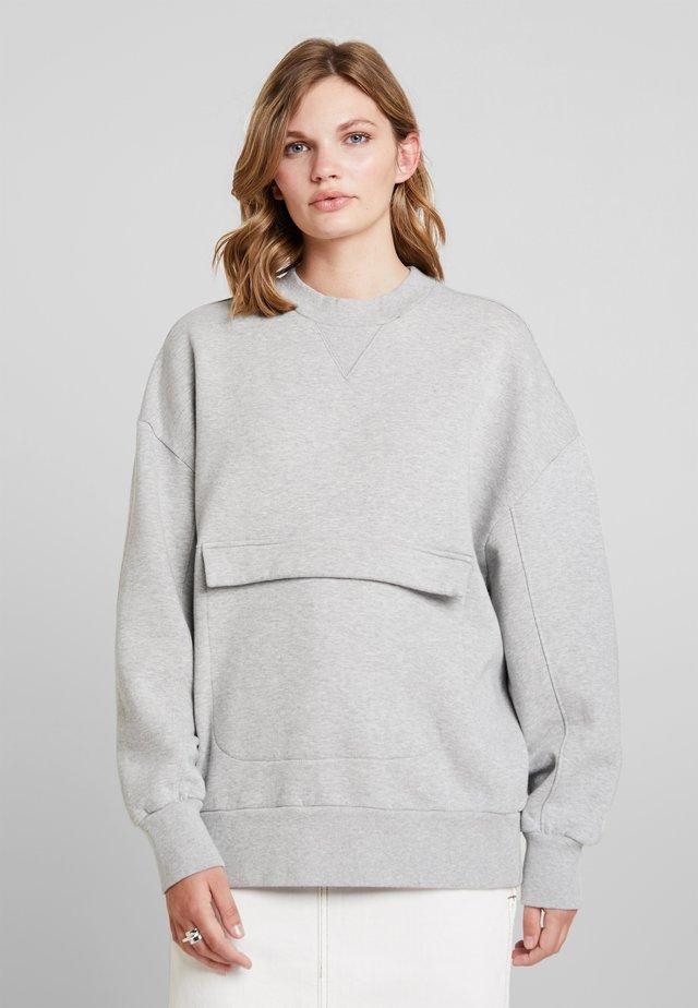 BOJIN - Sweatshirt - grey