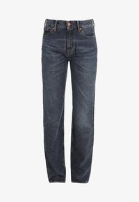 Kings Of Indigo - LUCY - Straight leg jeans - blue marble - 4