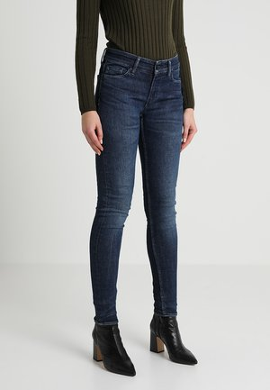 JUNO - Jeansy Skinny Fit - van blue used