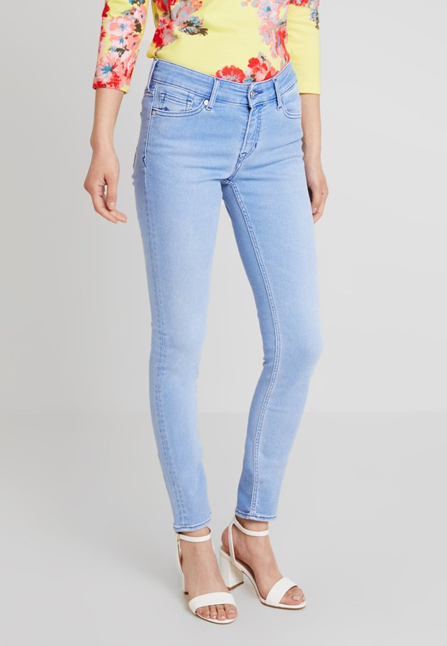 JUNO - Jeans Skinny Fit - holiday light blue