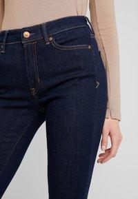 Kings Of Indigo - JUNO HIGH - Slim fit jeans - myla rinse - 3