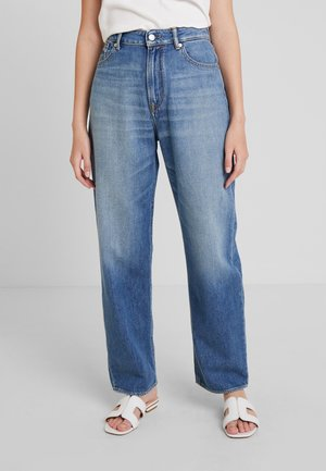 ALICE - Relaxed fit jeans - gleen light