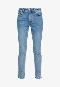 Kings Of Indigo - JUNO HIGH - Jeans Slim Fit - light-blue denim - 4
