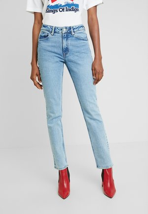 YAMA - Straight leg jeans - eco ronald light coolmax