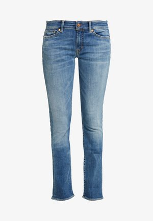 EMI - Jeansy Straight Leg - stone blue denim