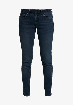 JUNO - Slim fit jeans - vintage black