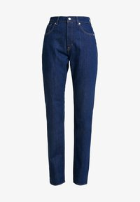 Kings Of Indigo - YAMA - Jeans straight leg - rinsed denim - 3