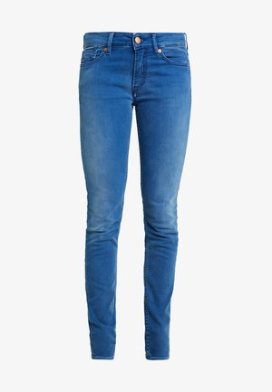 JUNO - Jeans slim fit - veggie warp mid stone