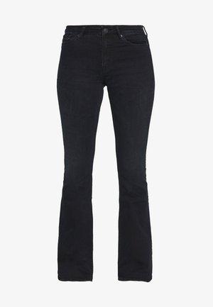 MARIE - Široké džíny - midnight overdye