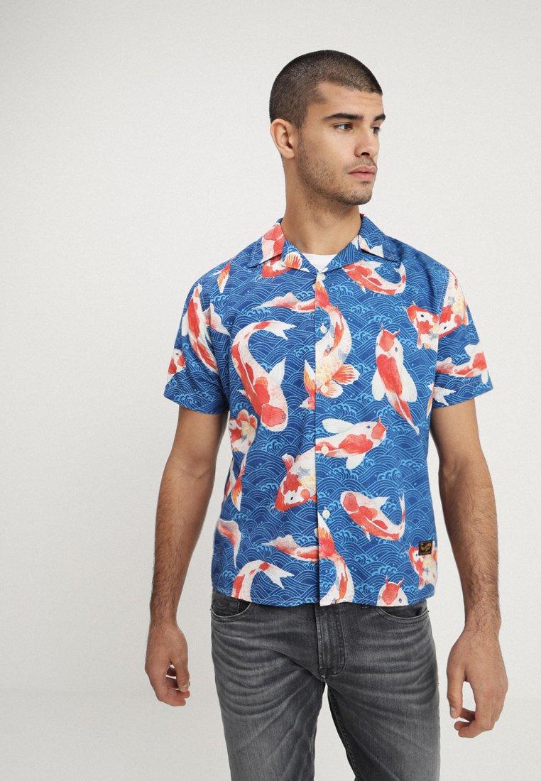 Kings Of Indigo - BALDER - Shirt - aloha