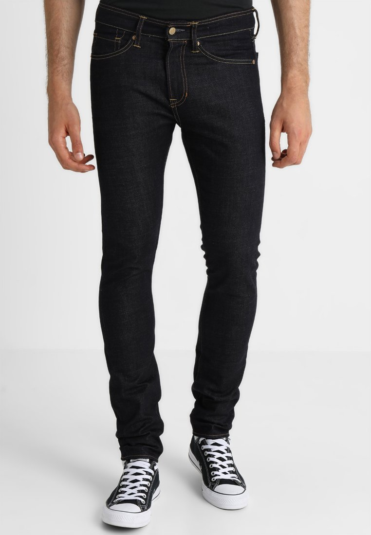 Kings Of Indigo - JAMES - Jeans Skinny Fit - dark-blue denim