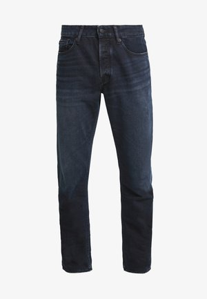 DANIEL - Jeansy Straight Leg - dark-blue denim