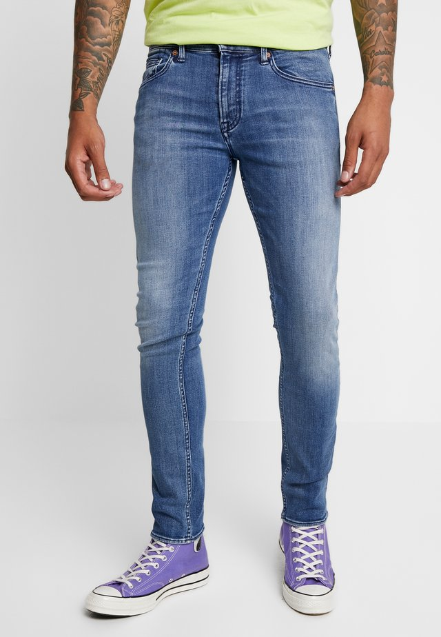 CHARLES - Jeans Slim Fit - myla marble blue