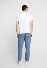 Kings Of Indigo - DARIUS - T-shirt z nadrukiem - white - 2