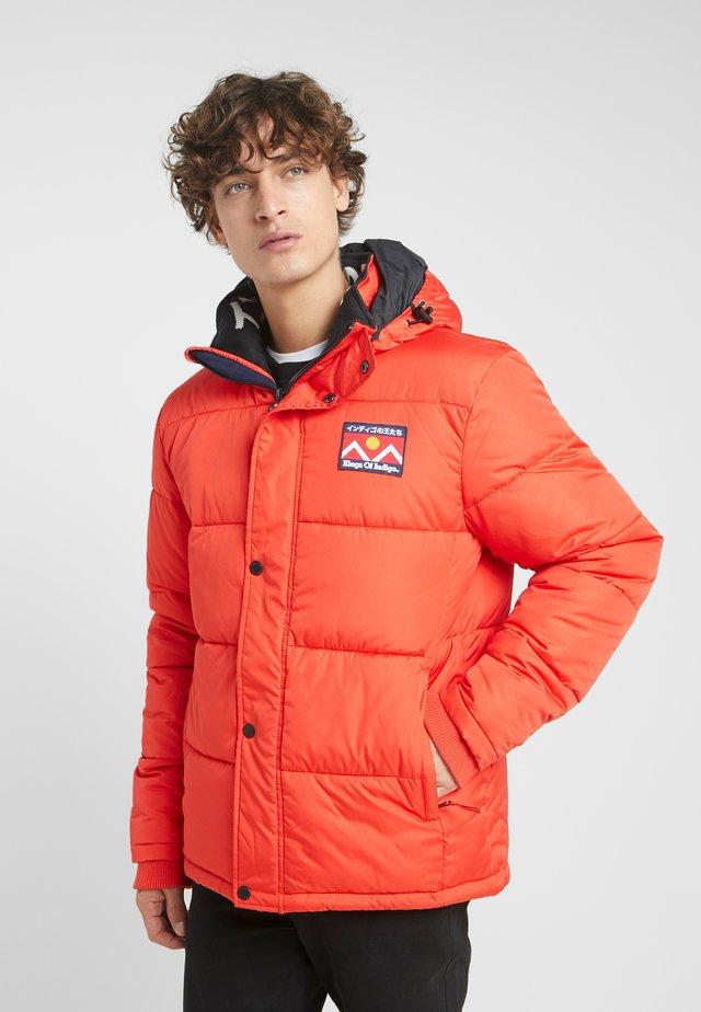 ANNEI - Zimní bunda - red