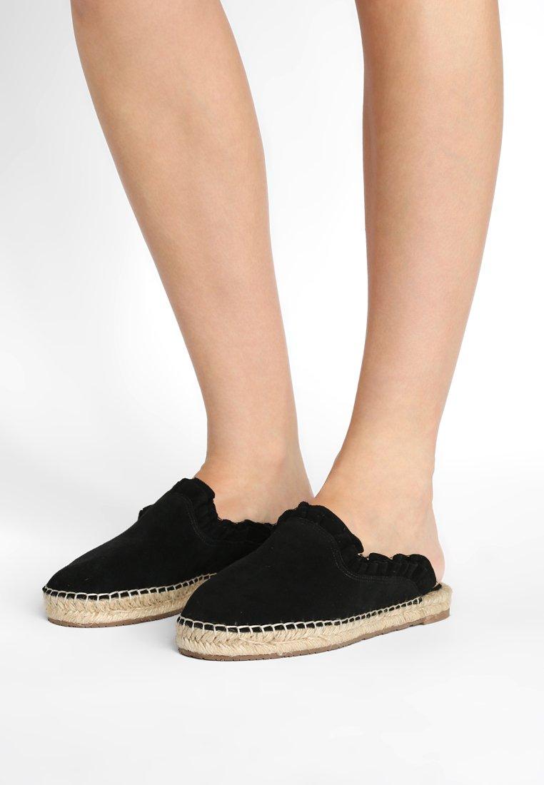 kate spade new york - LAILA - Pantolette flach - black