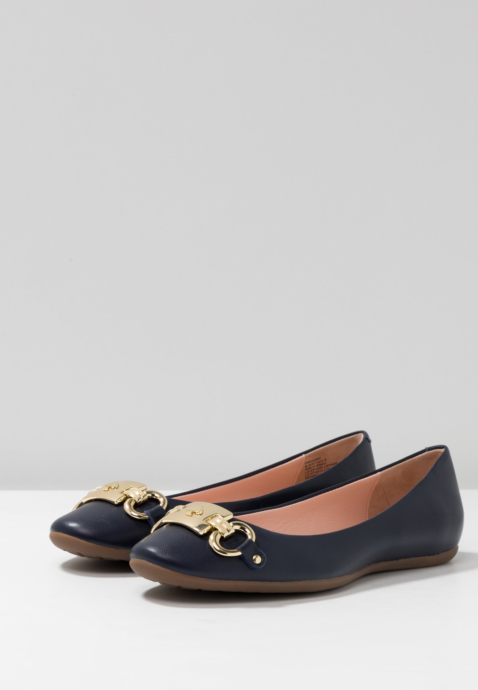 PHOEBEBallerines new york navy spade kate yIY6gv7bf