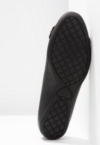 kate spade new york - PHOEBE - Ballerinat - black - 6