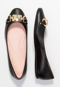 kate spade new york - PHOEBE - Ballerinat - black - 3