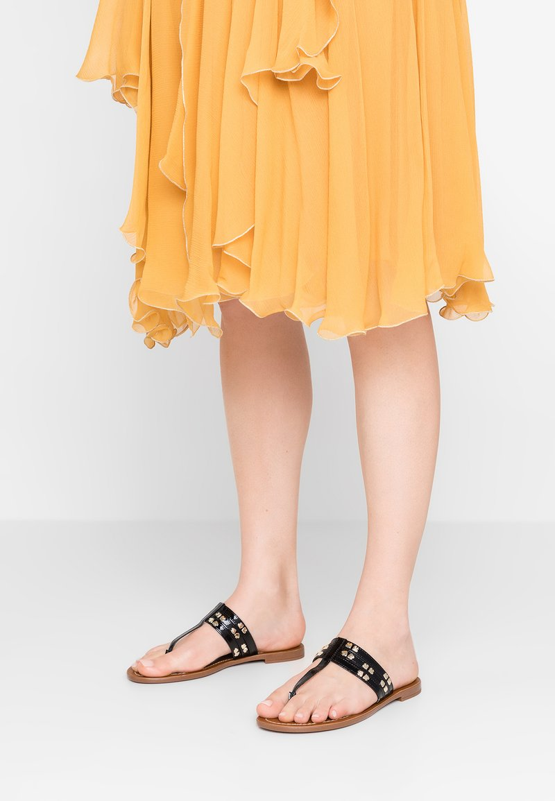 kate spade new york - CAROL - T-bar sandals - black