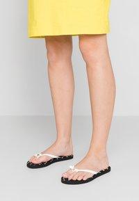 kate spade new york - NADINE - Pool shoes - black - 0