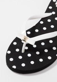 kate spade new york - NADINE - Pool shoes - black - 2