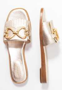 kate spade new york - POSY CLEAN  - Mules - pale gold - 3