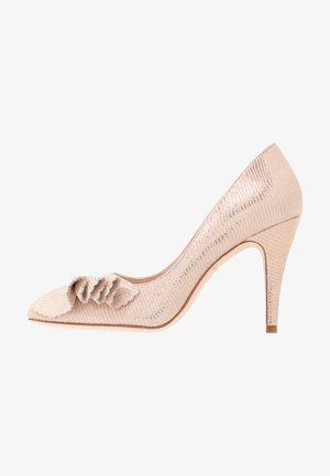 ALESSIA - High heels - blush