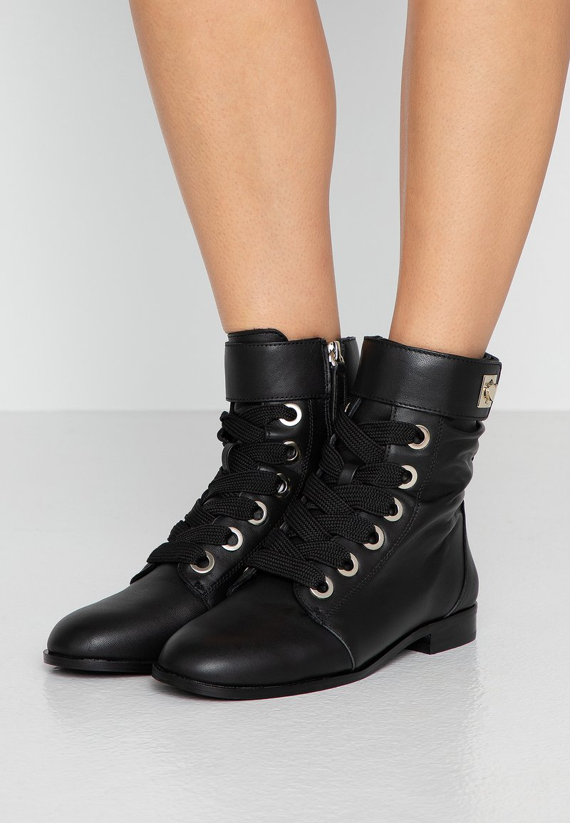 kate spade new york - RUBY - Veterboots - black