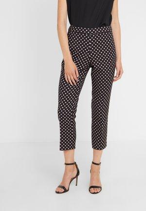 DIAMOND CIGARETTE  - Trousers - black