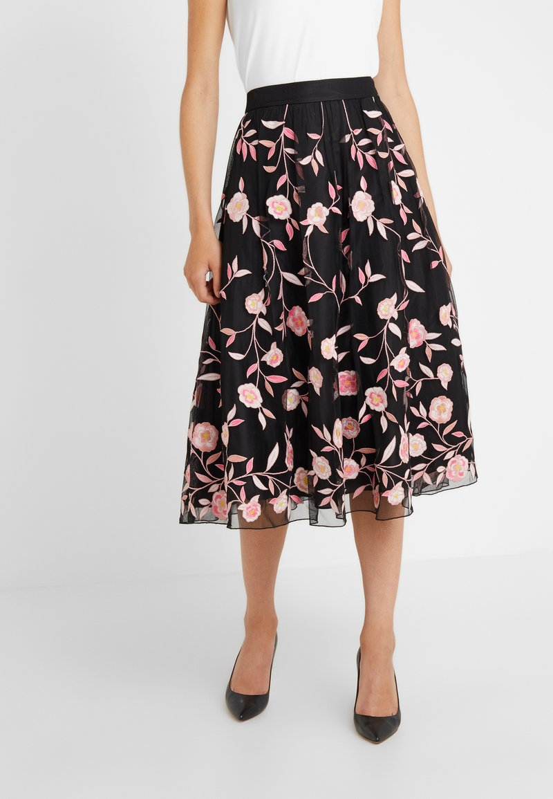 kate spade new york - NANCIE SKIRT - A-Linien-Rock - black