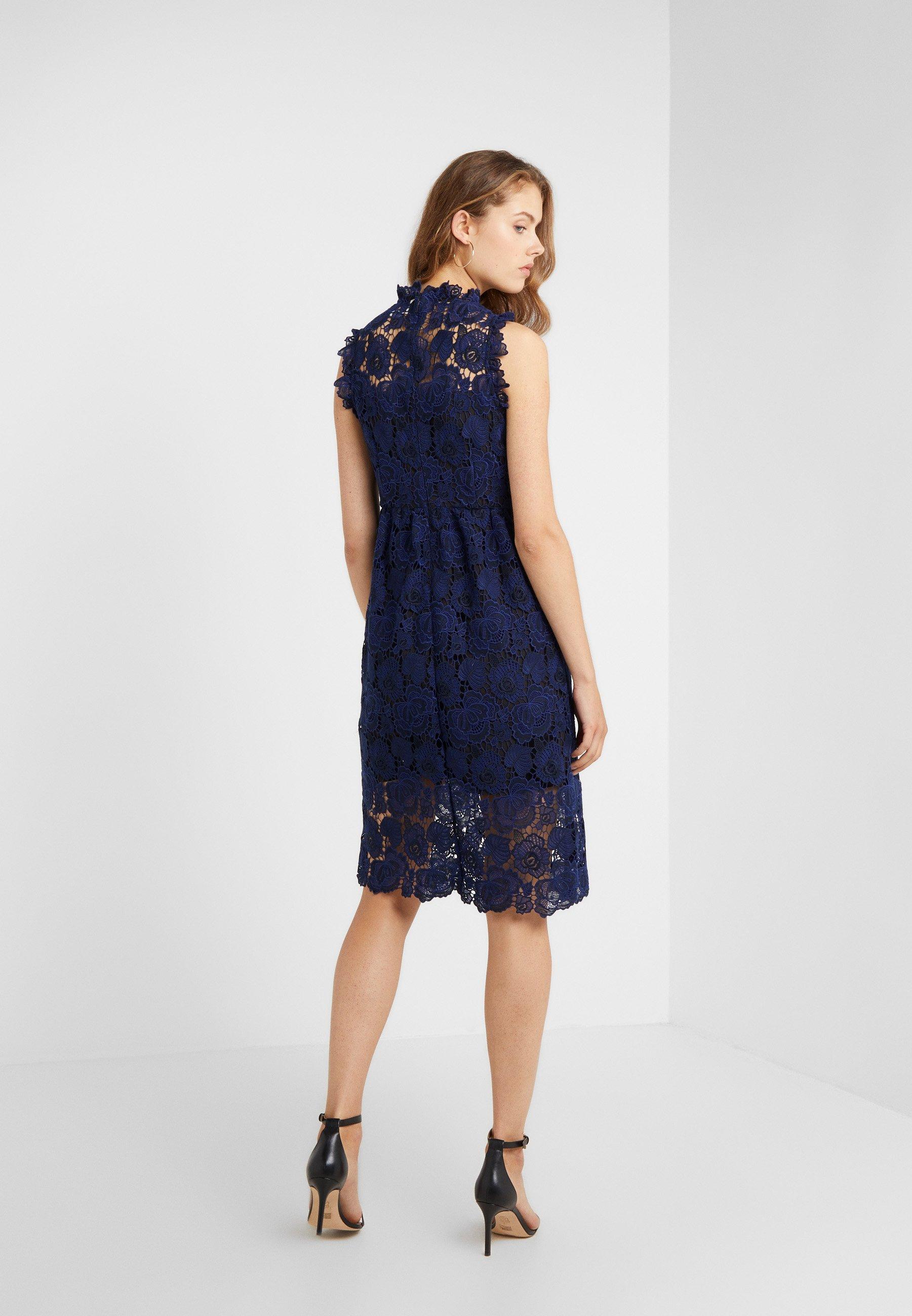 kate spade new york Vestito elegante - blu scuro blueink