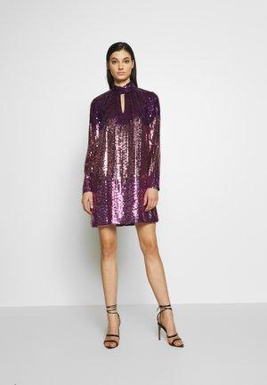 OMBRE SEQUIN DRESS - Cocktail dress / Party dress - plum tree