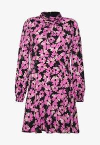 kate spade new york - WALLFLOWER DRESS - Day dress - black - 5