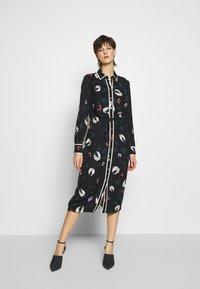 kate spade new york - DECO BLOOM - Day dress - black - 0