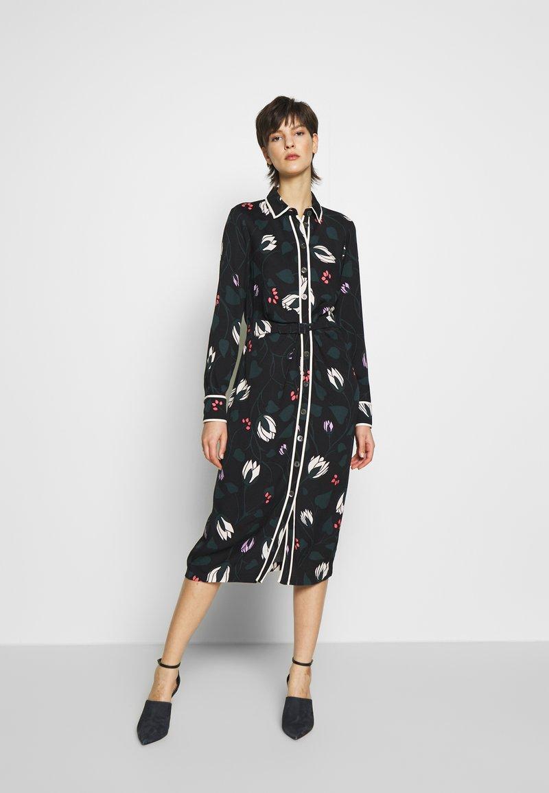kate spade new york - DECO BLOOM - Day dress - black