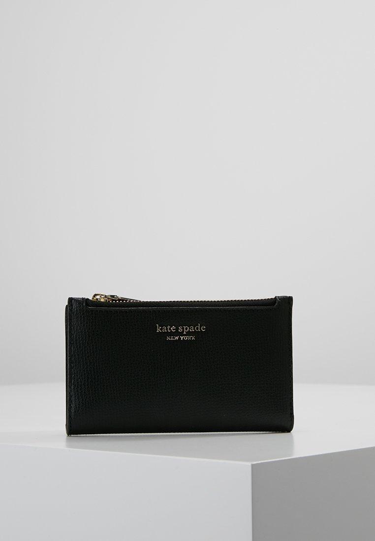 kate spade new york - SYLVIA SMALL SLIM BIFOLD WALLET - Geldbörse - black