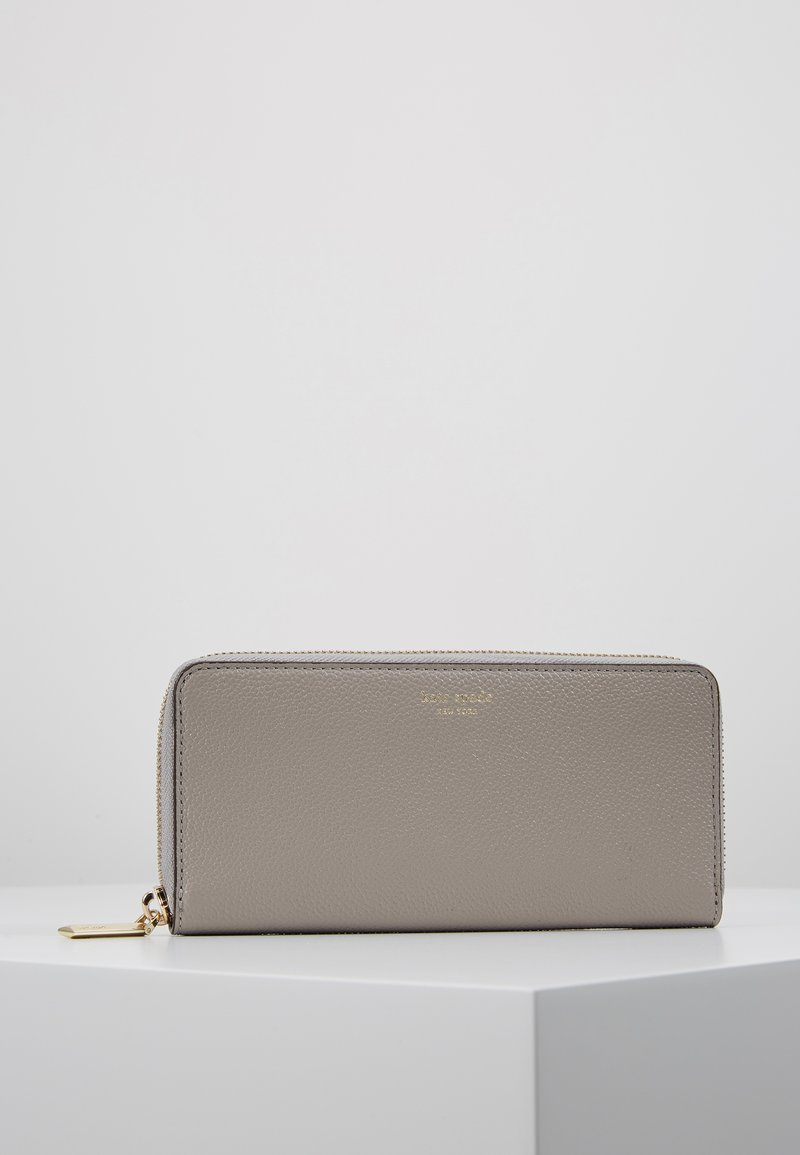 kate spade new york - MARGAUX SLIM CONTINENTAL - Wallet - true taupe