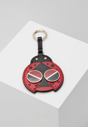 SPADEMALS LADYBUG DANGLE - Portachiavi - hot chili