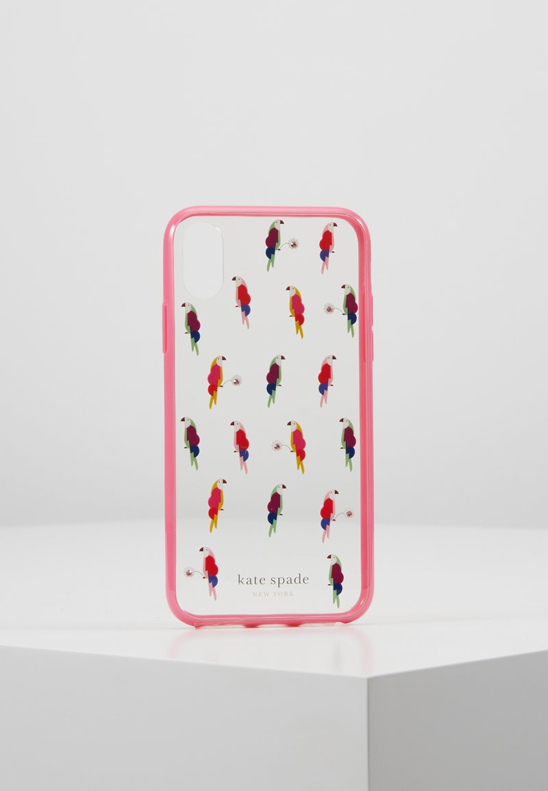 kate spade new york - JEWELED FLOCK PARTY  - Phone case - multi