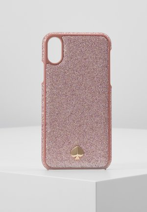 Phone case - rose gold