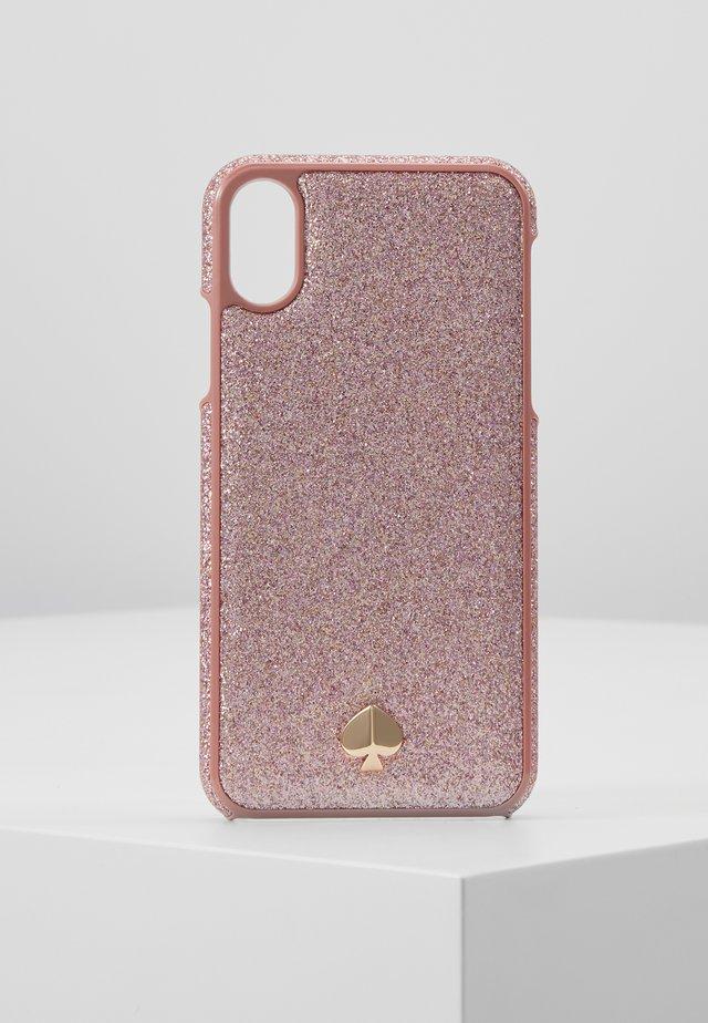 Mobiltasker - rose gold