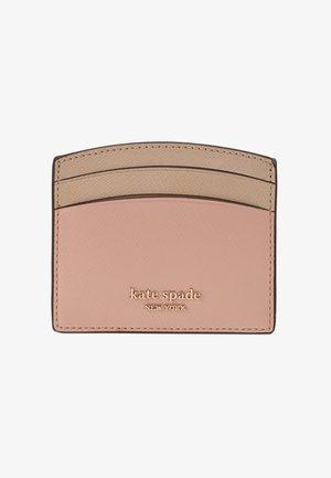 REECE CARD HOLDER - Kortholder - rosy cheeks