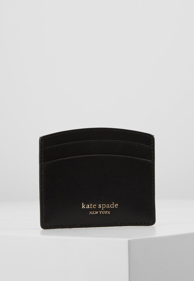 REECE CARD HOLDER - Visitenkartenetui - black