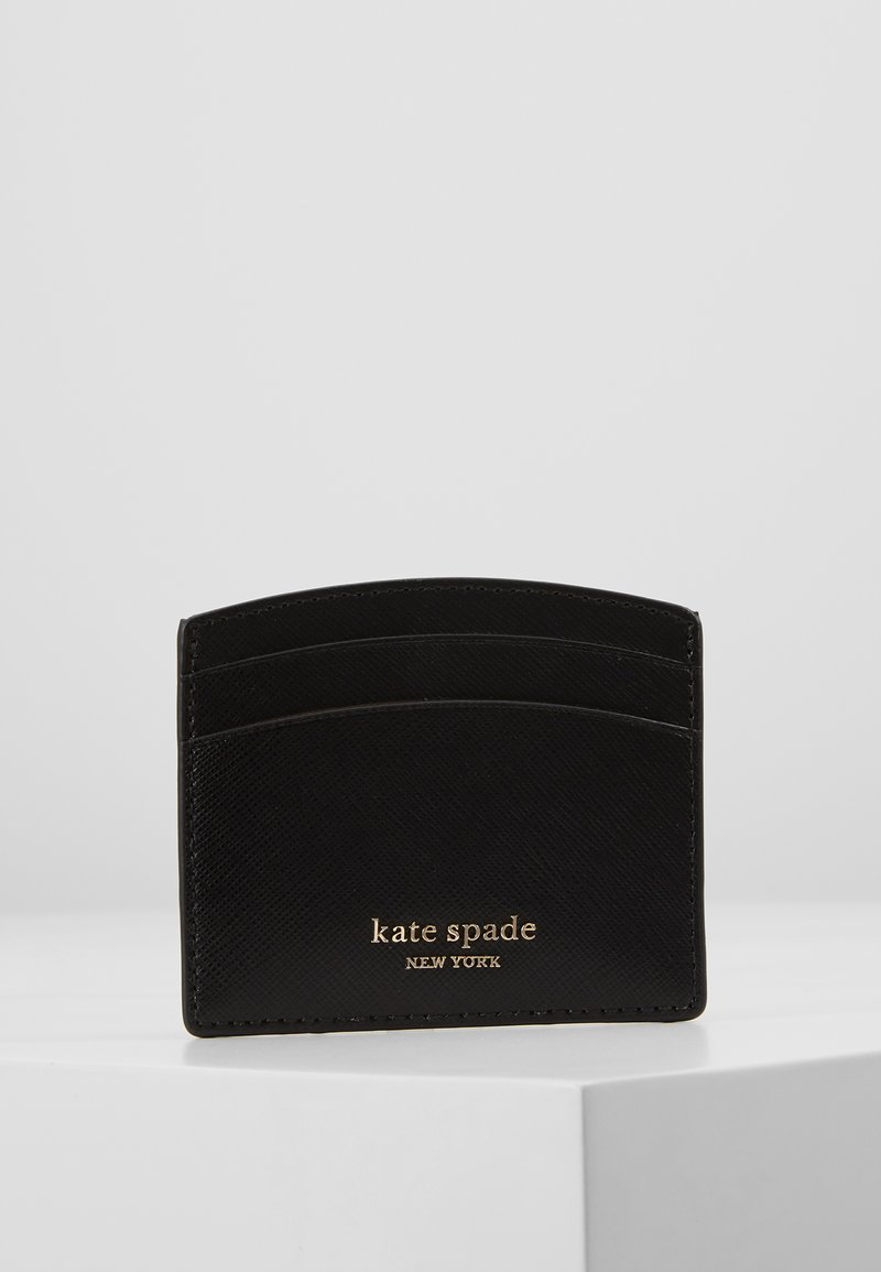kate spade new york - REECE CARD HOLDER - Visitenkartenetui - black