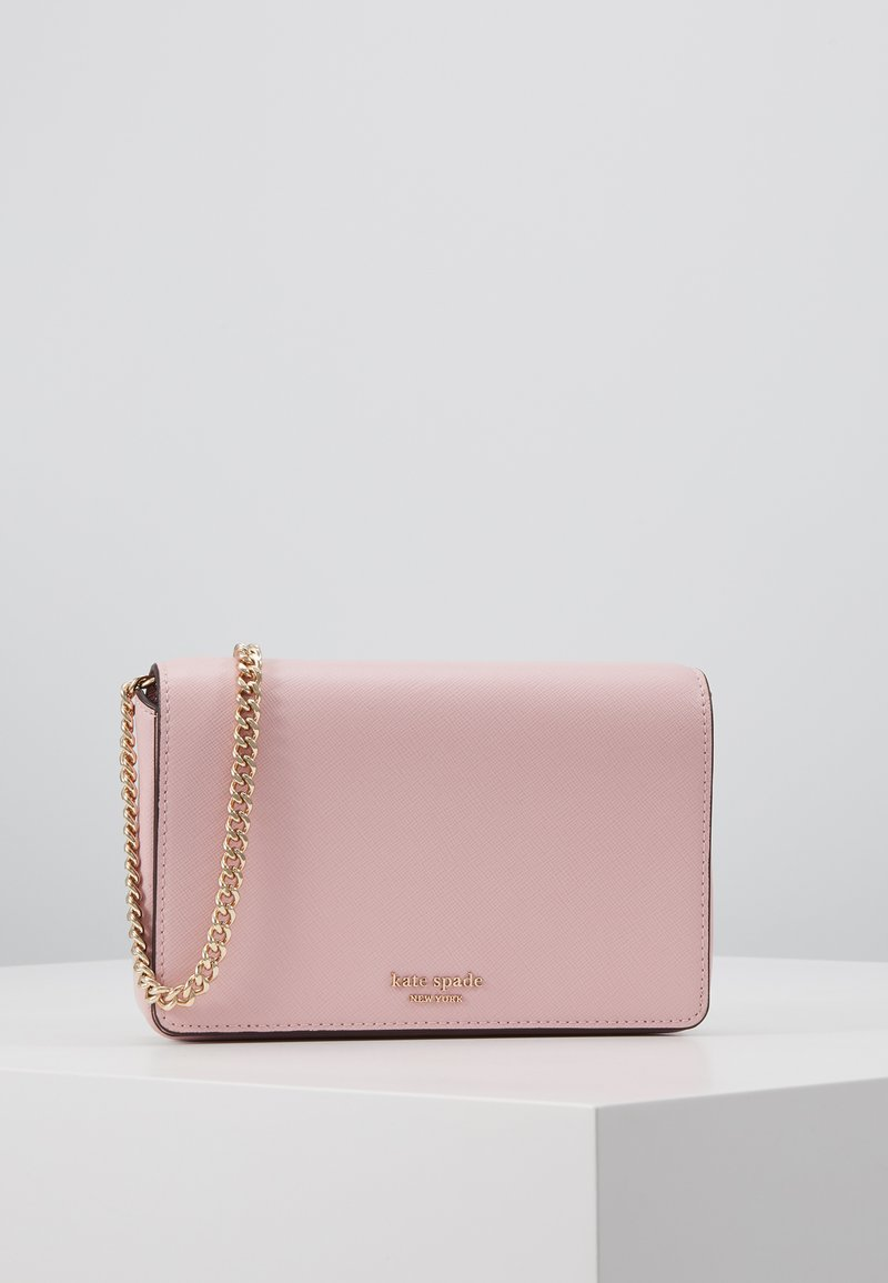 kate spade new york - REECE CHAIN WALLET - Peněženka - tutu pink