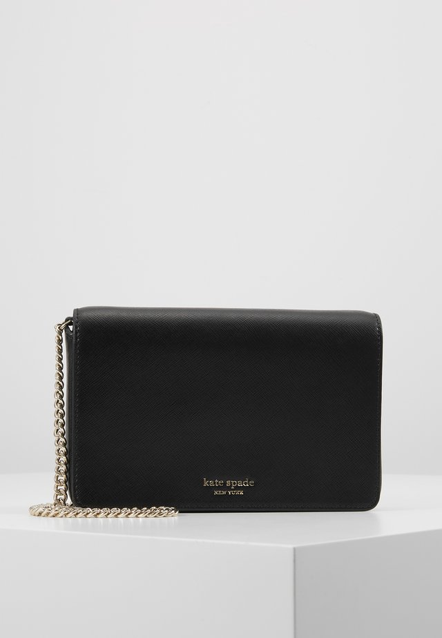 REECE CHAIN WALLET - Portefeuille - black